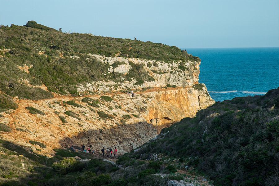 playa Cala Falco