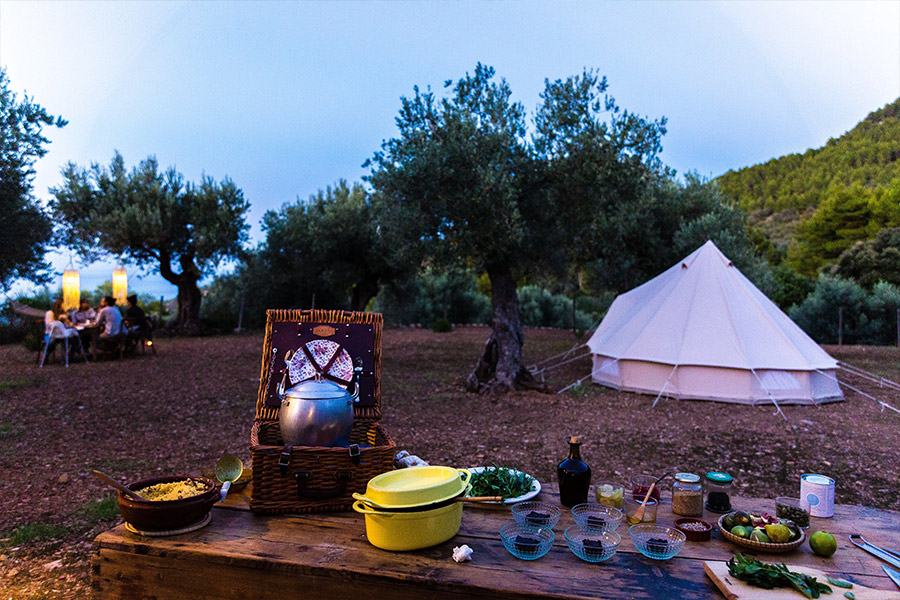 Experiencia The Glamping