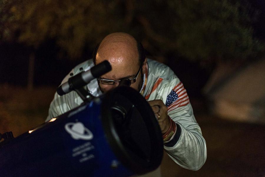 Astronomer Nasa