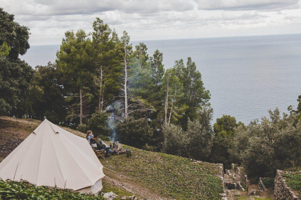 Acampada Mallorca